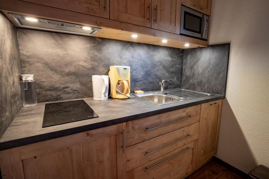 Vacaciones en montaña Apartamento cabina 2 piezas para 6 personas (SB511A) - Résidence les Portes de la Vanoise - La Norma - Kitchenette