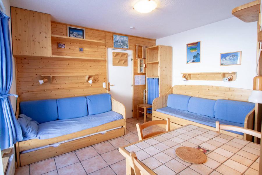 Vacaciones en montaña Estudio para 2 personas (SB315A) - Résidence les Portes de la Vanoise - La Norma - Comedor