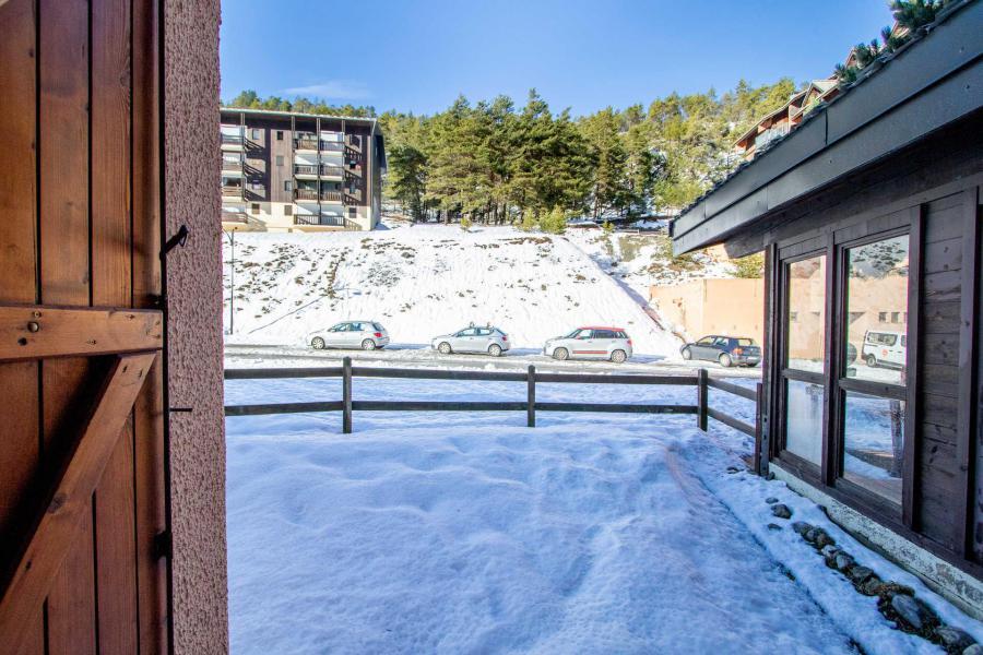 Vacaciones en montaña Estudio para 2 personas (SB315A) - Résidence les Portes de la Vanoise - La Norma - Cuarto de baño