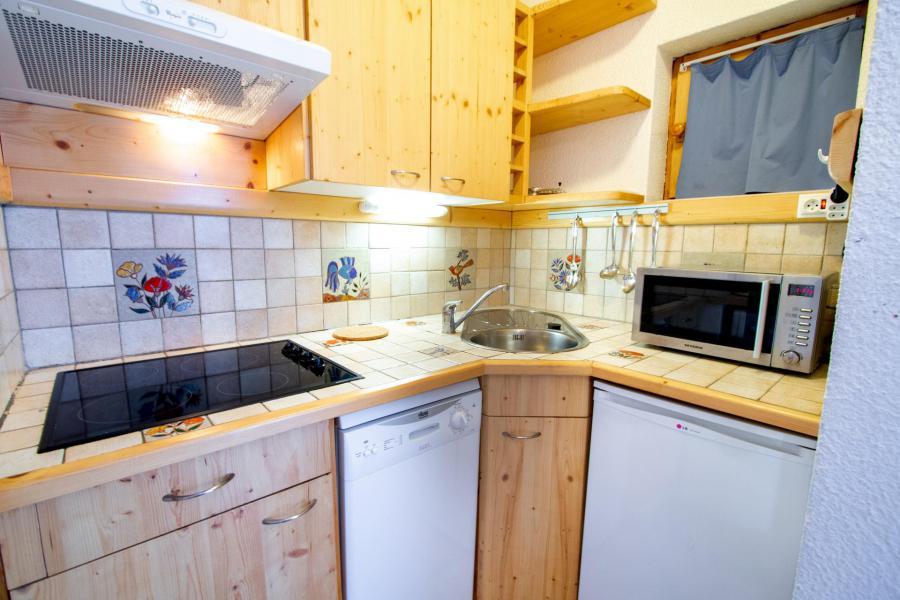 Vacaciones en montaña Estudio para 2 personas (SB315A) - Résidence les Portes de la Vanoise - La Norma - Estancia
