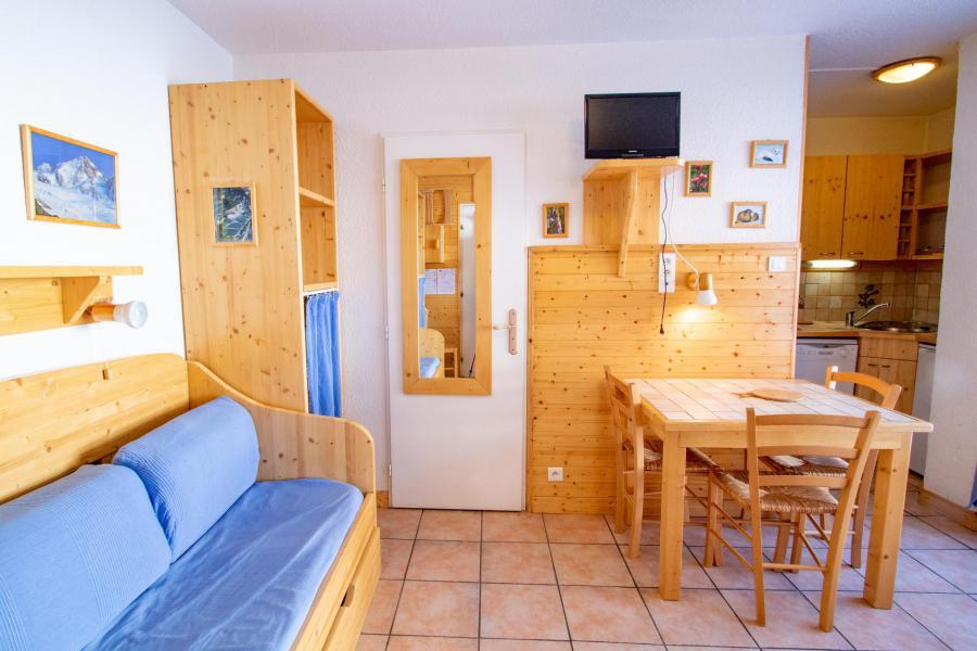 Vacaciones en montaña Estudio para 2 personas (SB315A) - Résidence les Portes de la Vanoise - La Norma - Mesa