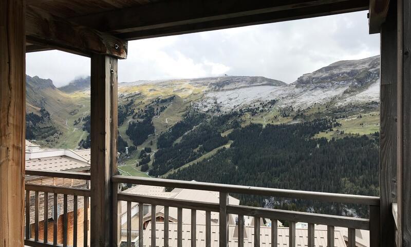Vacances en montagne Appartement 4 pièces 8 personnes (Prestige 66m²-2) - Résidence les Portes du Grand Massif - Maeva Home - Flaine - Extérieur été