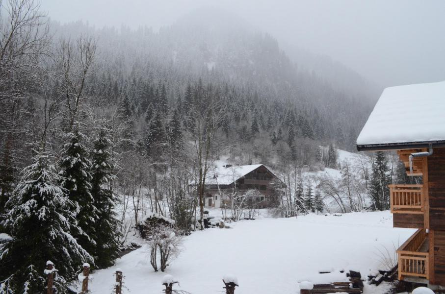 Vacaciones en montaña Apartamento 2 piezas cabina para 5 personas (PRA006) - Résidence les Praz - Châtel