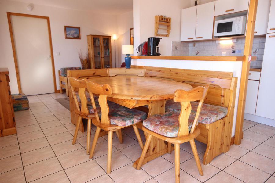 Vacances en montagne Appartement 4 pièces 8 personnes (05) - Résidence les Presles - Peisey-Vallandry - Séjour