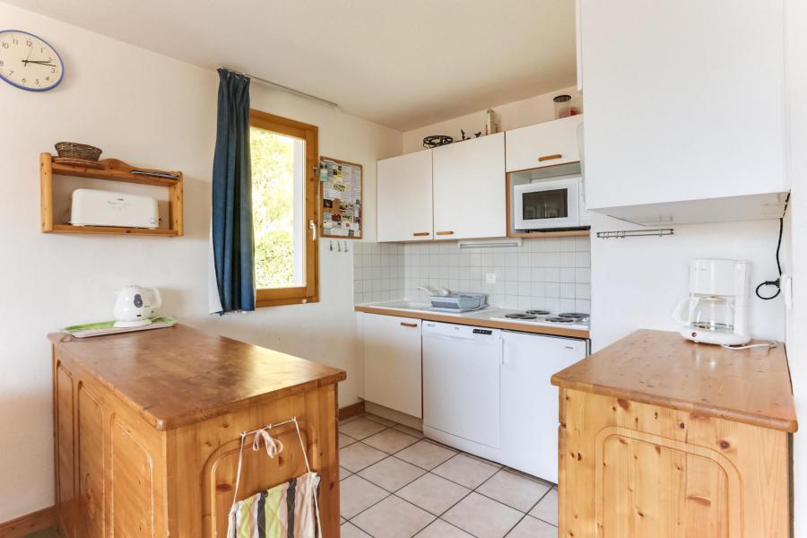 Vacances en montagne Appartement duplex 4 pièces 8 personnes (08 R) - Résidence les Presles - Peisey-Vallandry - Cuisine