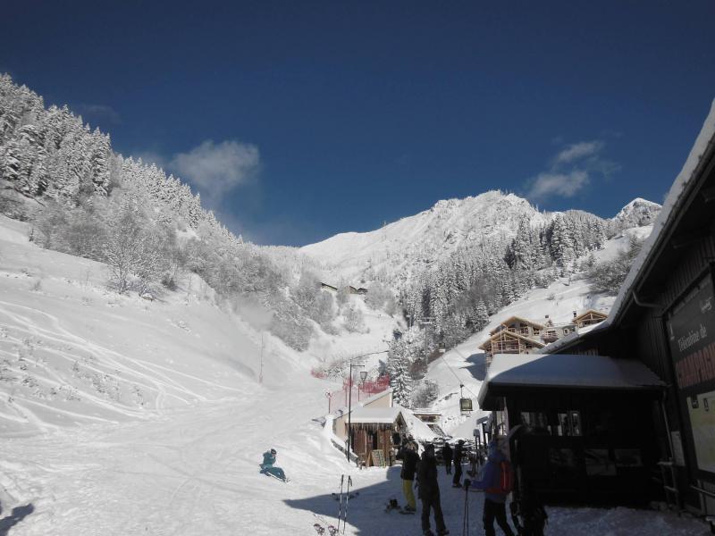Wakacje w górach Résidence les Primevères - Champagny-en-Vanoise
