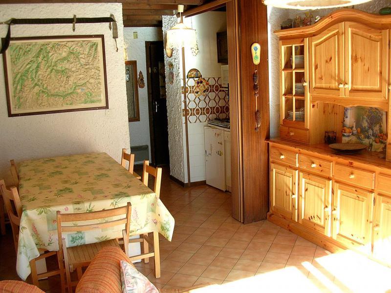 Wakacje w górach Apartament duplex 3 pokojowy 6 osób (006CL) - Résidence les Primevères - Champagny-en-Vanoise - Zakwaterowanie