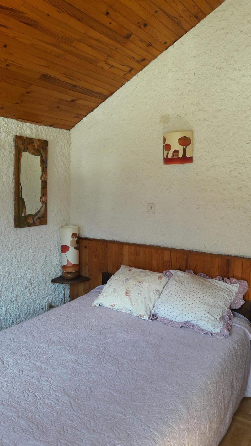 Wakacje w górach Apartament duplex 3 pokojowy 6 osób (006CL) - Résidence les Primevères - Champagny-en-Vanoise - Łóżkem małżeńskim