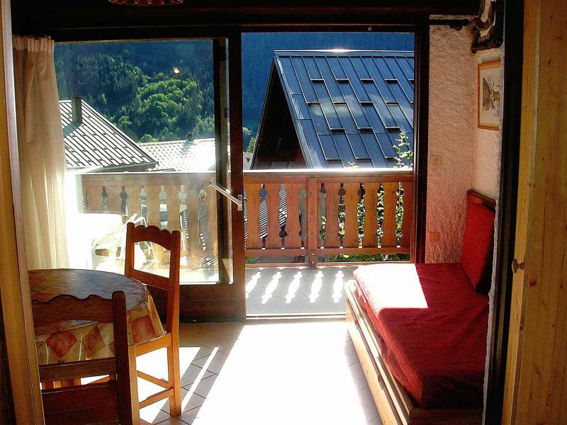 Wakacje w górach Studio z alkową 4 osoby (002CL) - Résidence les Primevères - Champagny-en-Vanoise - Zakwaterowanie