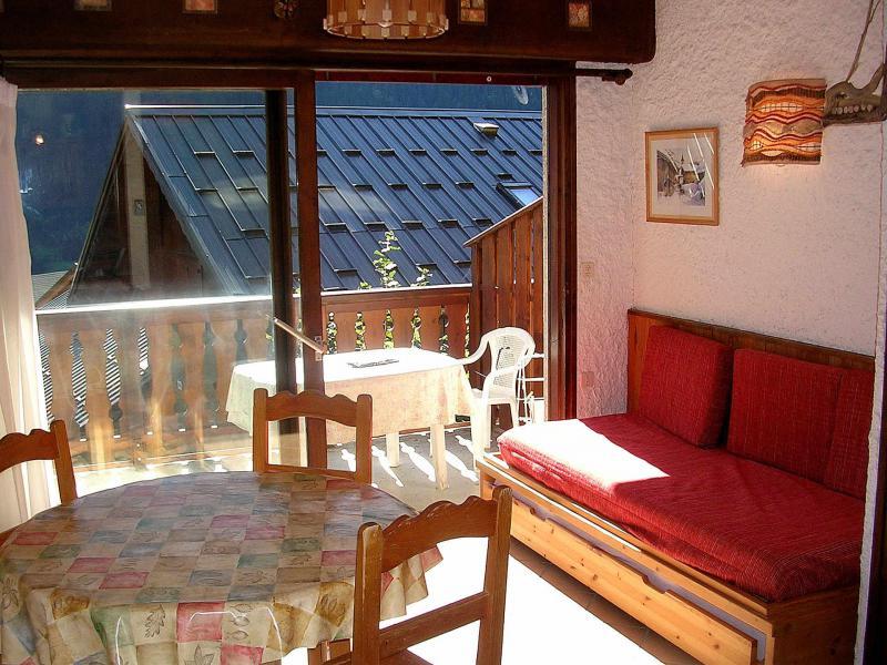 Wakacje w górach Studio z alkową 4 osoby (002CL) - Résidence les Primevères - Champagny-en-Vanoise - Pokój gościnny