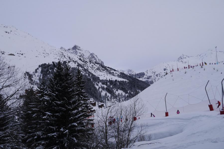 Vacances en montagne Studio 3 personnes (002) - Résidence les Provères - Méribel-Mottaret