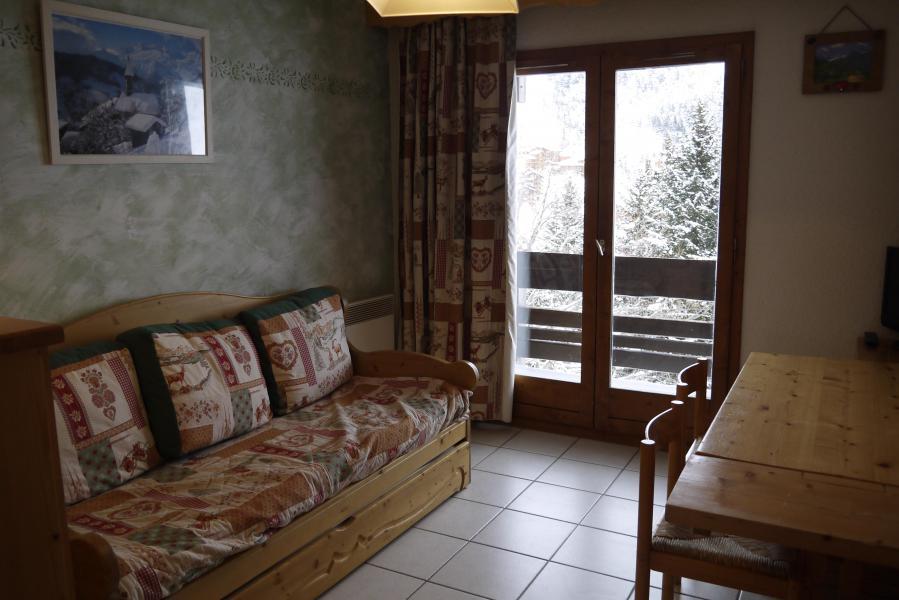 Vacances en montagne Appartement 2 pièces 5 personnes (015) - Résidence les Provères - Méribel-Mottaret - Séjour