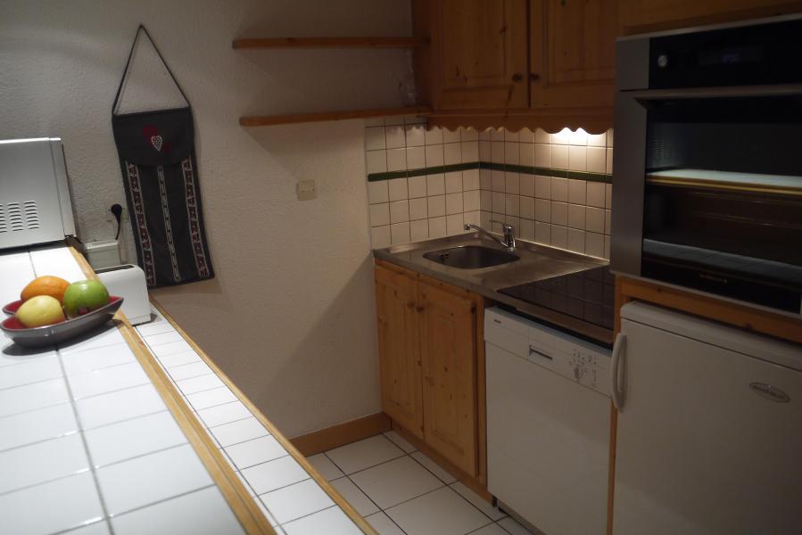 Vacances en montagne Appartement 2 pièces 5 personnes (034) - Résidence les Provères - Méribel-Mottaret - Kitchenette