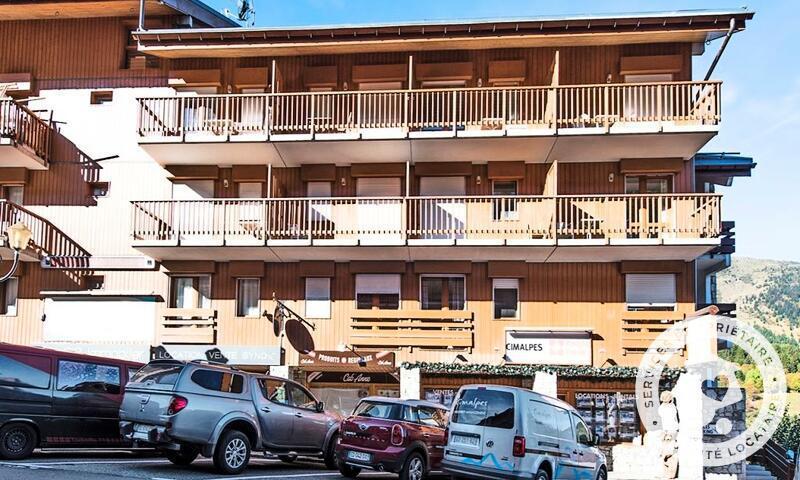Vacances en montagne Studio 4 personnes (Sélection 24m²) - Résidence les Ravines - Maeva Home - Méribel - Extérieur été