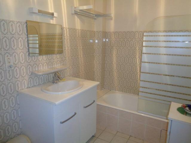 Vacances en montagne Appartement 2 pièces 5 personnes (RHO307) - Résidence les Rhododendrons - Châtel - Baignoire