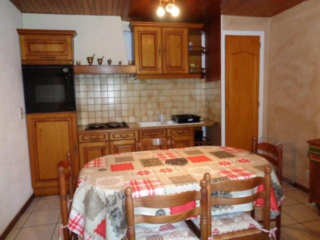 Vacances en montagne Appartement 2 pièces 5 personnes (RHO307) - Résidence les Rhododendrons - Châtel - Kitchenette