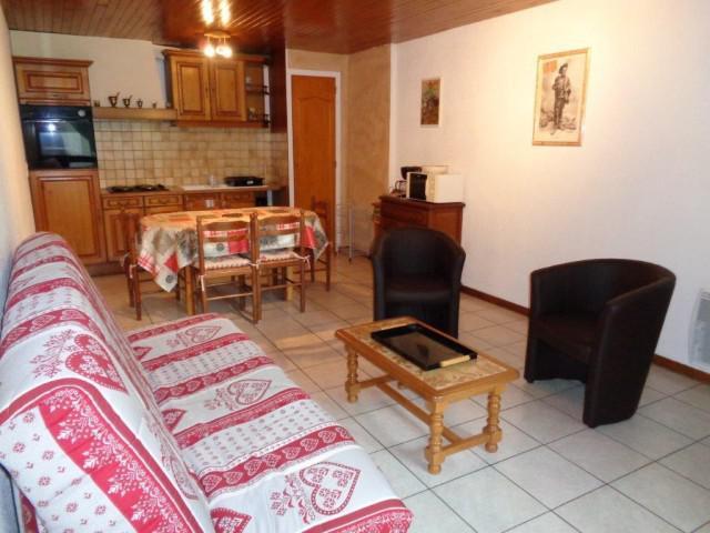 Vacances en montagne Appartement 2 pièces 5 personnes (RHO307) - Résidence les Rhododendrons - Châtel - Séjour