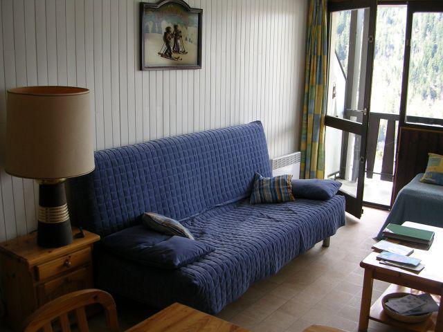 Vacaciones en montaña Estudio para 3 personas (RHO404) - Résidence les Rhododendrons - Châtel - Alojamiento