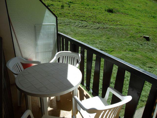 Vacaciones en montaña Logement 5 personnes - Résidence les Rhododendrons - Châtel - Alojamiento