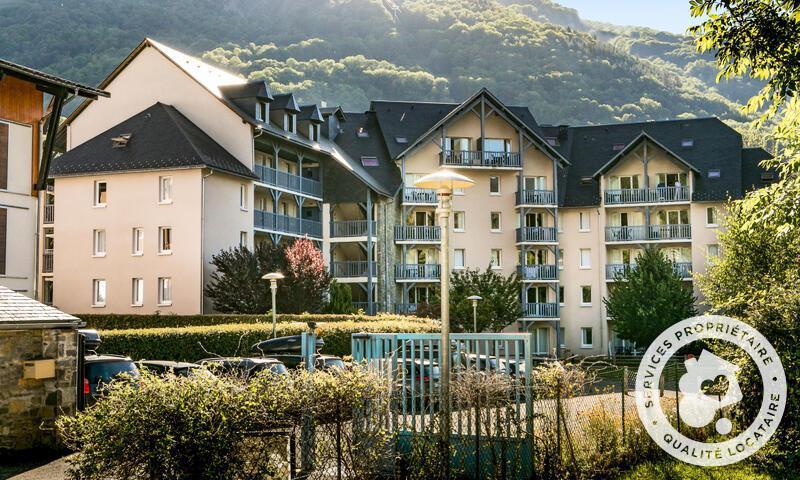 Аренда на лыжном курорте Résidence les Rives de l'Aure - Maeva Home - Saint Lary Soulan - летом под открытым небом