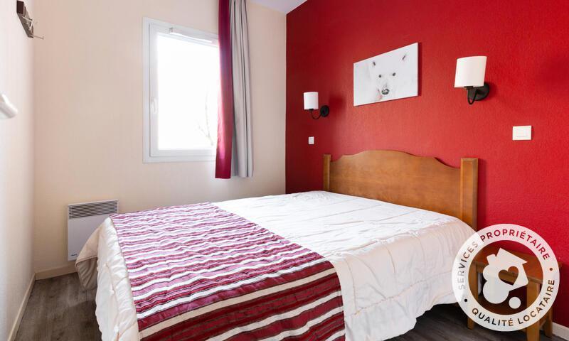 Location au ski Appartement 2 pièces 6 personnes (Sélection 40m²) - Résidence les Rives de l'Aure - Maeva Home - Saint Lary Soulan - Chambre