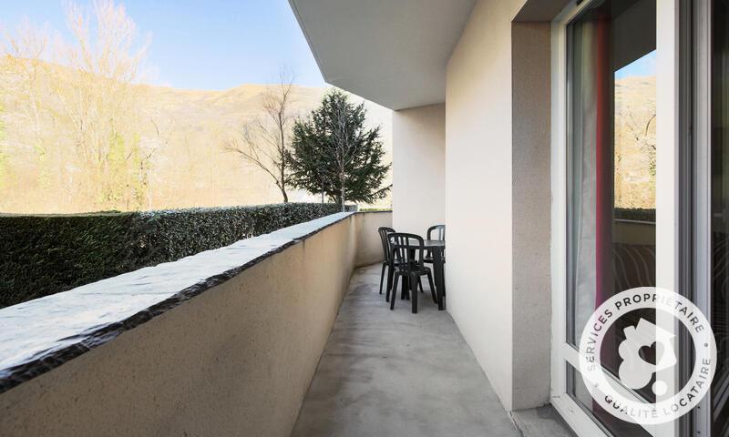 Location au ski Appartement 2 pièces 6 personnes (Sélection 40m²) - Résidence les Rives de l'Aure - Maeva Home - Saint Lary Soulan - Extérieur été