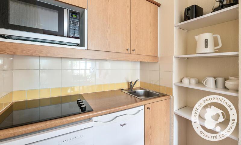 Location au ski Appartement 2 pièces 5 personnes (Confort 29m²) - Résidence les Rives de l'Aure - Maeva Home - Saint Lary Soulan - Extérieur été