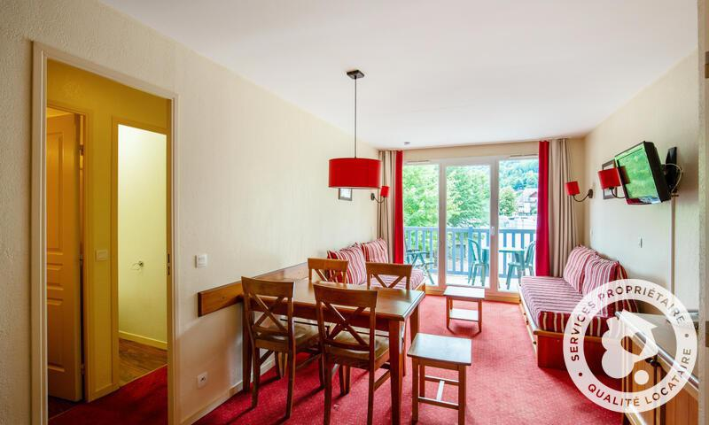 Аренда на лыжном курорте Апартаменты 2 комнат 5 чел. (Confort 30m²-1) - Résidence les Rives de l'Aure - Maeva Home - Saint Lary Soulan - летом под открытым небом