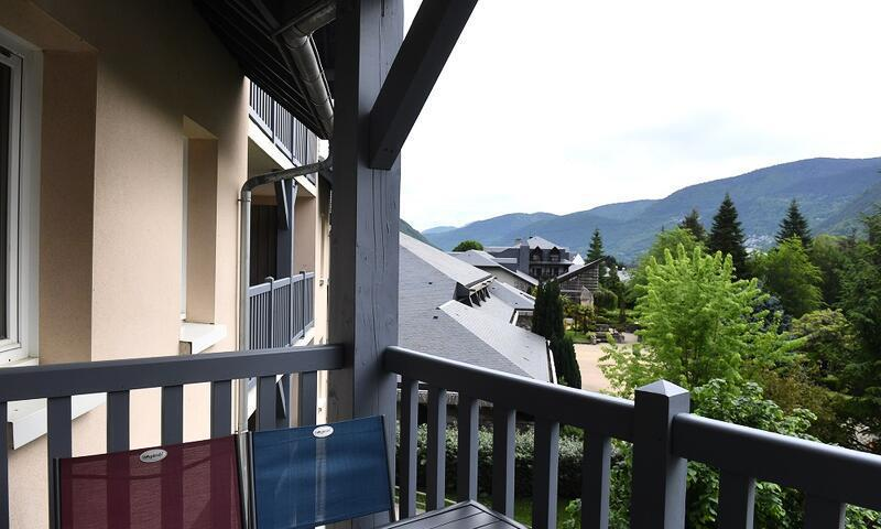 Location au ski Appartement 2 pièces 6 personnes (Confort 33m²) - Résidence les Rives de l'Aure - Maeva Home - Saint Lary Soulan - Extérieur été