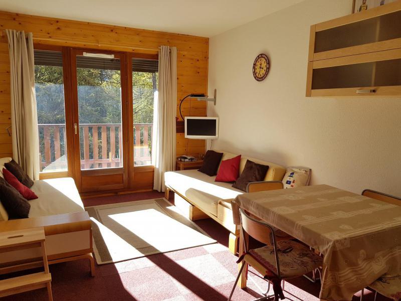 Wakacje w górach Apartament 4 pokojowy z antresolą 10 osób (C15) - Résidence Les Rochers Blancs 3 - La Joue du Loup