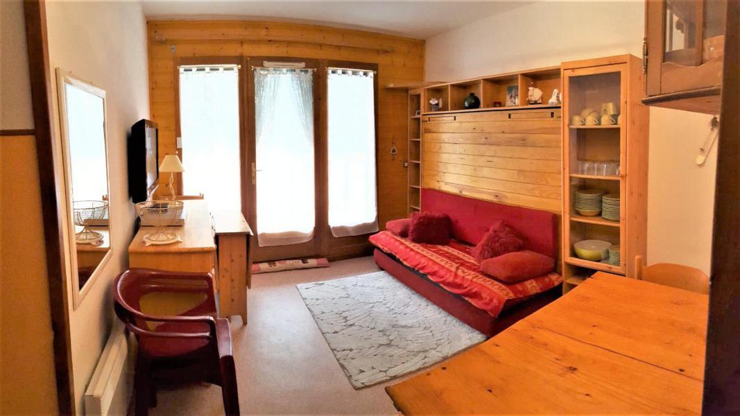 Wakacje w górach Studio 4 osoby (B05) - Résidence Les Rochers Blancs 3 - La Joue du Loup - Pokój gościnny