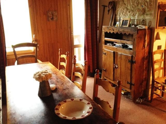 Vacances en montagne Logement 5 pièces 9 personnes (VM RBL 024T) - Résidence les Roches Blanches - Valmorel