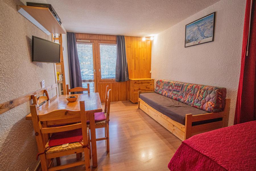 Vacances en montagne Studio 2 personnes (020) - Résidence les Roches Blanches - Valmorel
