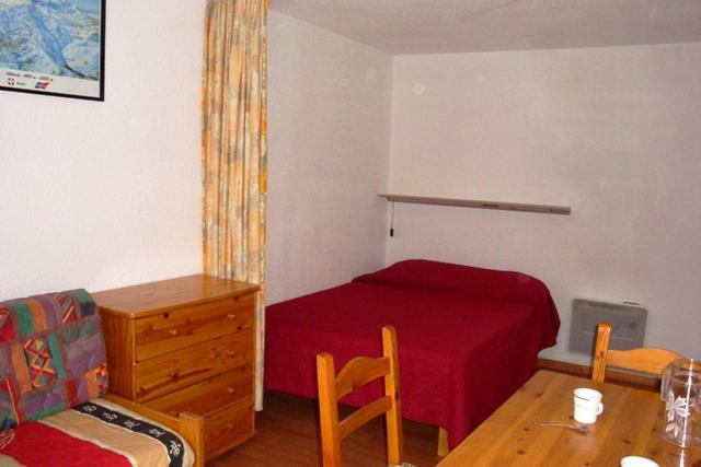 Vacances en montagne Studio 2 personnes (020) - Résidence les Roches Blanches - Valmorel - Logement