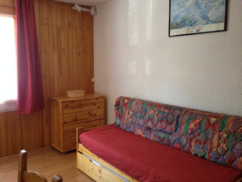 Vacances en montagne Studio 2 personnes (020) - Résidence les Roches Blanches - Valmorel - Séjour