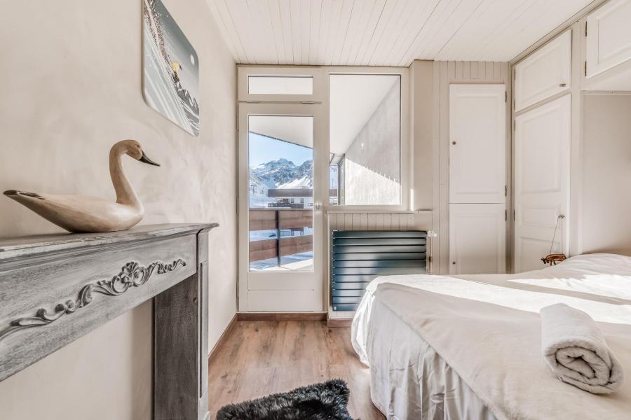 Wakacje w górach Apartament 3 pokojowy 6 osób (A18P) - Résidence les Roches Rouges A - Tignes