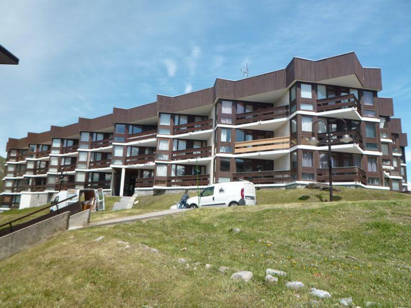 Location au ski Appartement 4 pièces 8 personnes - Résidence les Roches Rouges A ou B - Tignes - Extérieur été
