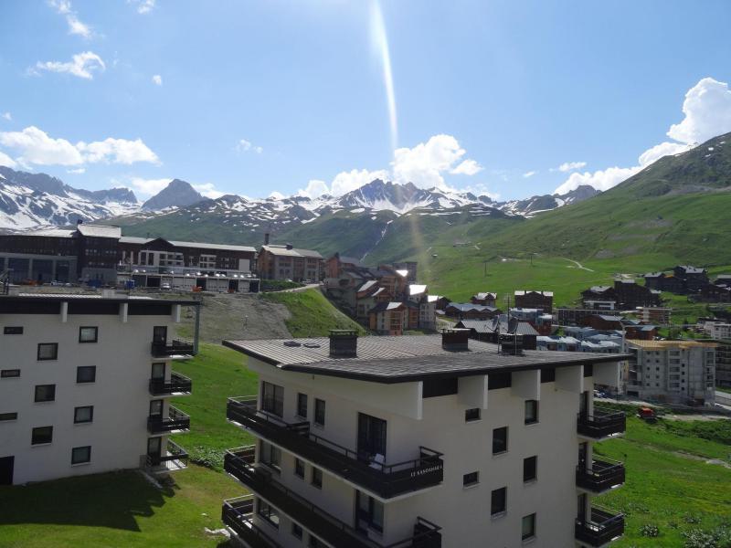 Vacances en montagne Appartement 4 pièces 8 personnes - Résidence les Roches Rouges A ou B - Tignes - Extérieur été