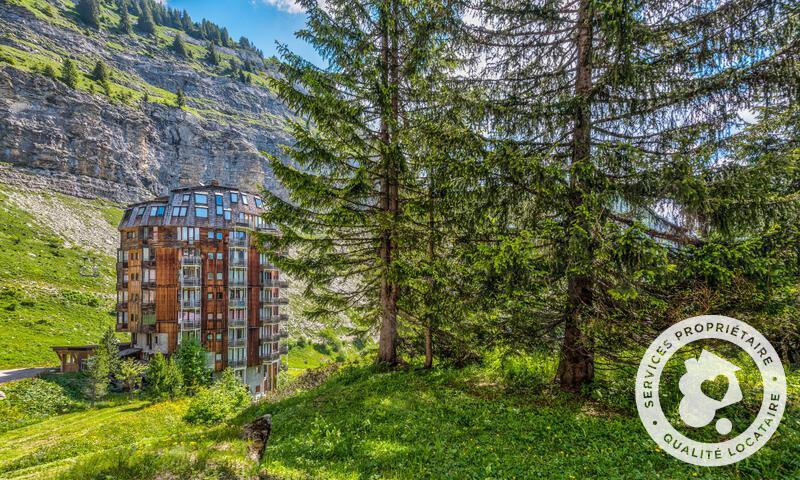 Аренда на лыжном курорте Résidence les Ruches - Maeva Home - Avoriaz - летом под открытым небом