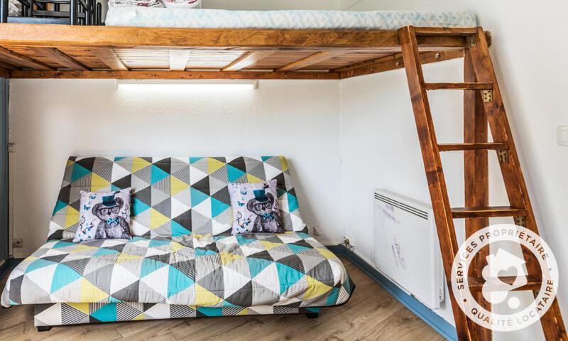 Аренда на лыжном курорте Квартира студия для 4 чел. (Confort 23m²) - Résidence les Ruches - Maeva Home - Avoriaz - летом под открытым небом