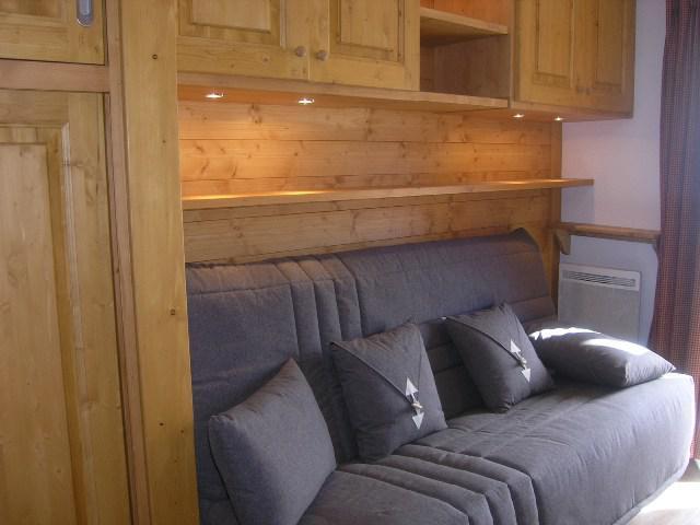 Vacances en montagne Studio 2 personnes (C1) - Résidence les Sapineaux - Méribel