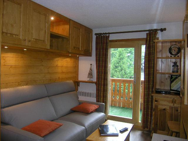 Vacances en montagne Studio 2 personnes (C3) - Résidence les Sapineaux - Méribel