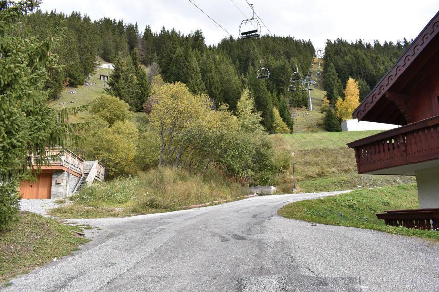 Vacances en montagne Studio 2 personnes (B2) - Résidence les Sapineaux - Méribel