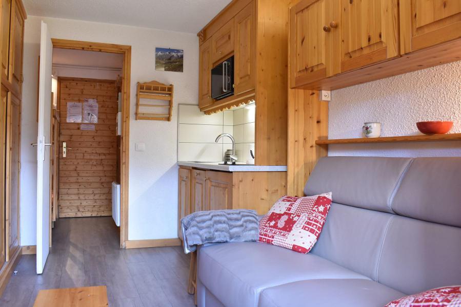 Vacances en montagne Studio 2 personnes (C2) - Résidence les Sapineaux - Méribel