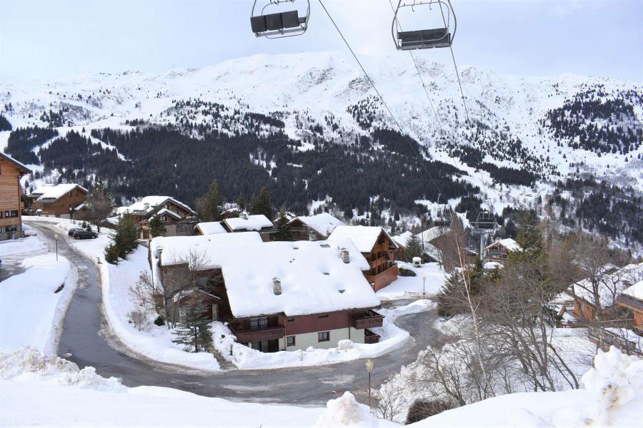 Alquiler al esquí Estudio para 2 personas (C2) - Résidence les Sapineaux - Méribel - Verano