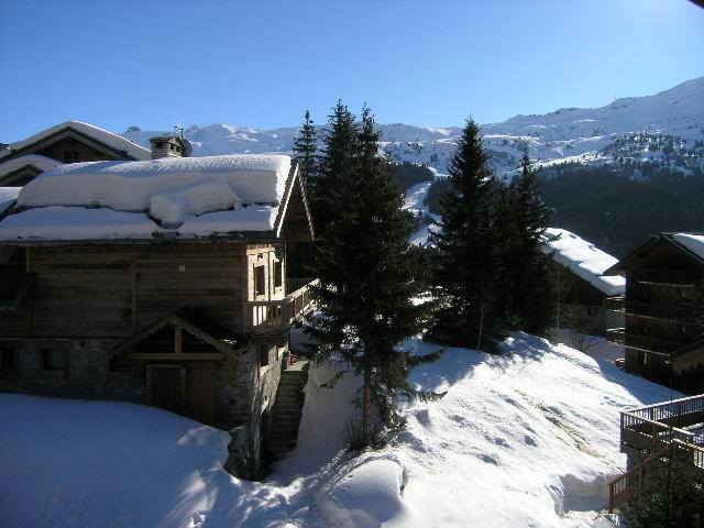 Vacances en montagne Résidence les Sapineaux - Méribel