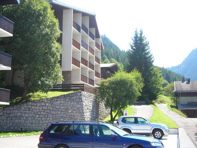 Vakantie in de bergen Résidence les Seilles - Châtel
