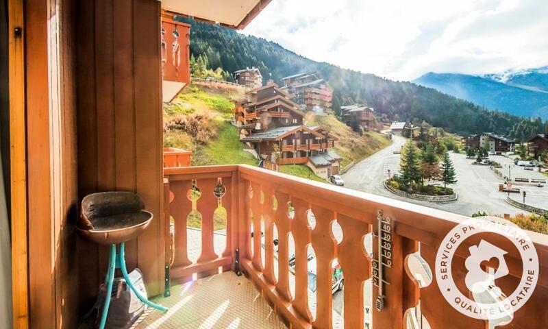 Vacances en montagne Appartement 2 pièces 4 personnes (Sélection 28m²-2) - Résidence les Sentiers du Tueda - Maeva Home - Méribel-Mottaret - Extérieur été