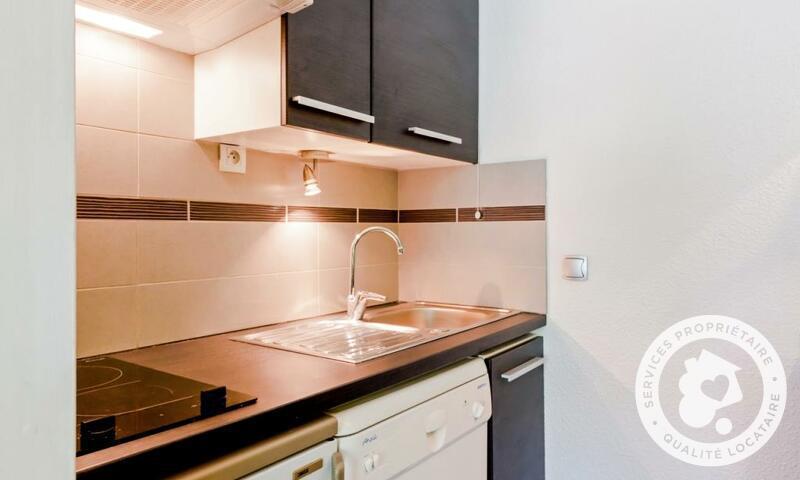 Vacances en montagne Appartement 2 pièces 4 personnes (Confort 28m²) - Résidence les Sentiers du Tueda - Maeva Home - Méribel-Mottaret - Extérieur été