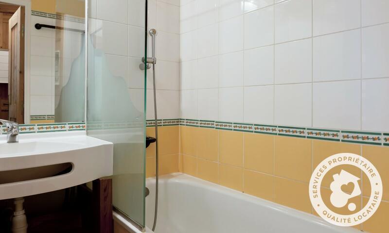 Vacances en montagne Appartement 3 pièces 8 personnes (Prestige 50m²) - Résidence les Sentiers du Tueda - Maeva Home - Méribel-Mottaret - Extérieur été